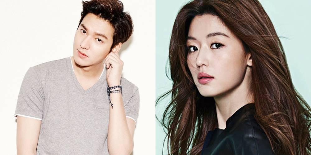Drama Korea Terbaru Jun Ji Hyun Adu Akting Dengan Lee Min Ho