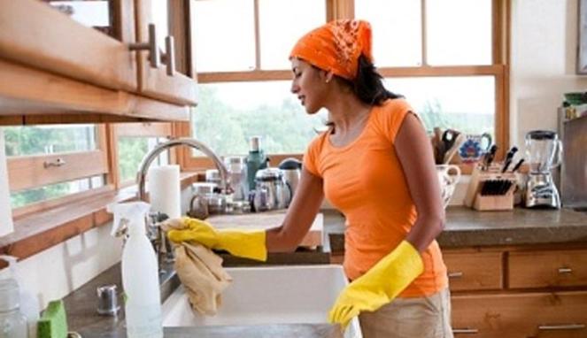 Tips Weekend Dapur Berantakan Lakukan Ini