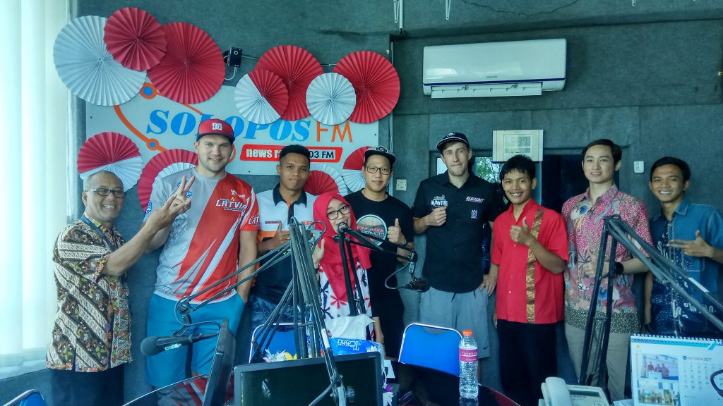Yuk, nonton FimAsia SupermotoChampionship 2017 Seri Solo