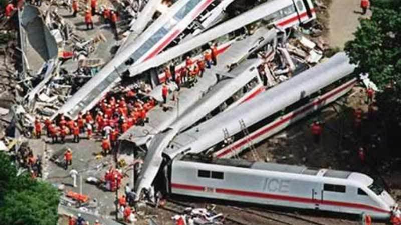 Inilah Kecelakaan Kereta Api Terparah di Dunia