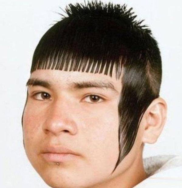 Deretan Gaya Rambut Ini Dijamin Bikin Kamu Ngakak