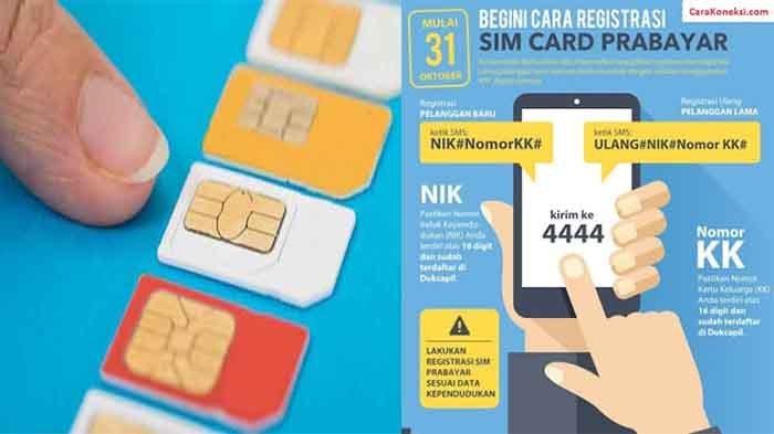 Warsiti, Delanggu : Registrasi SIM card, tak Punya KTP ?