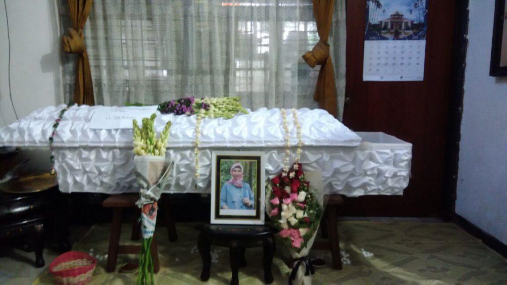 foto pemakaman