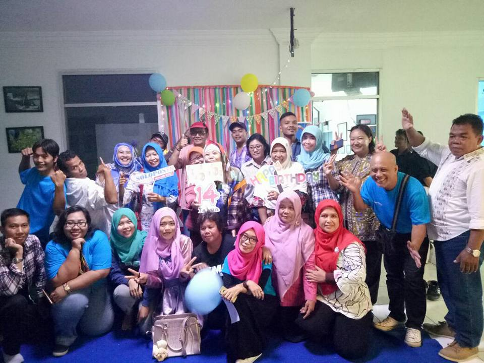 Solopos FM Gathering With Paradiso
