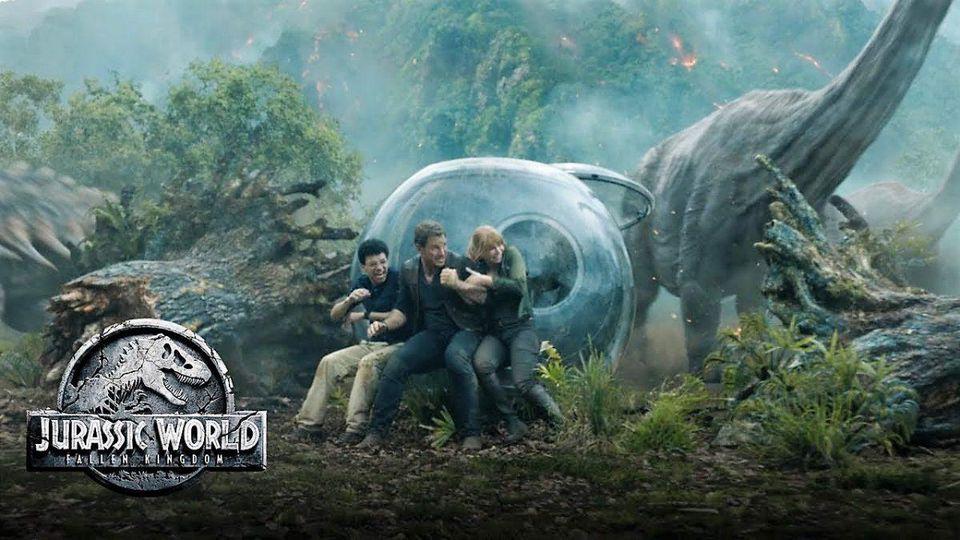 Para Dinosaurus Telah Kembali di Jurassic World Fallen Kingdom
