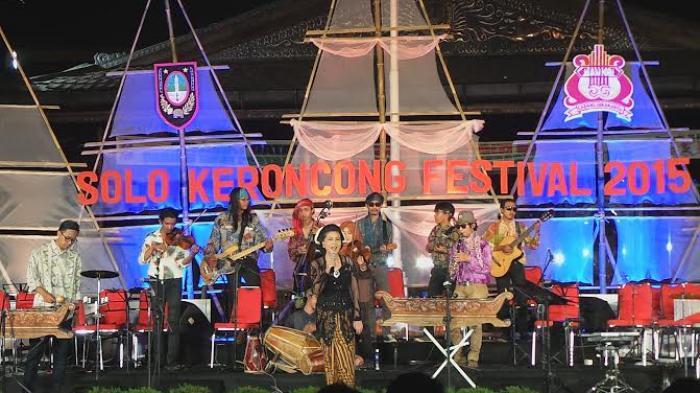 Festival Keroncong di Solo