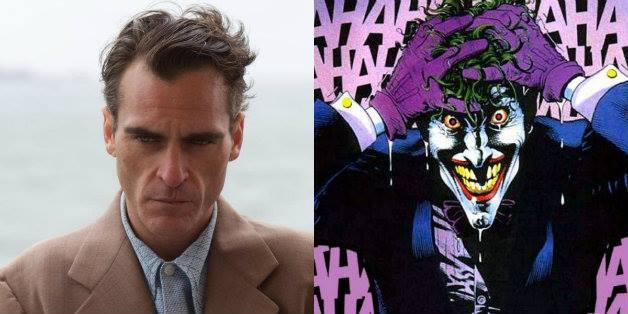 Joaquin Phoenix adalah Joker Berikutnya