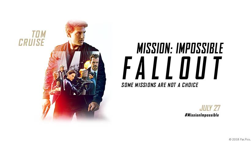 Film Mission Impossible Fallout Akan Rilis Di Paris