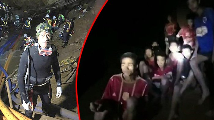 Penyelamatan Tim Sepak Bola di Thailand Bakal Difilmkan