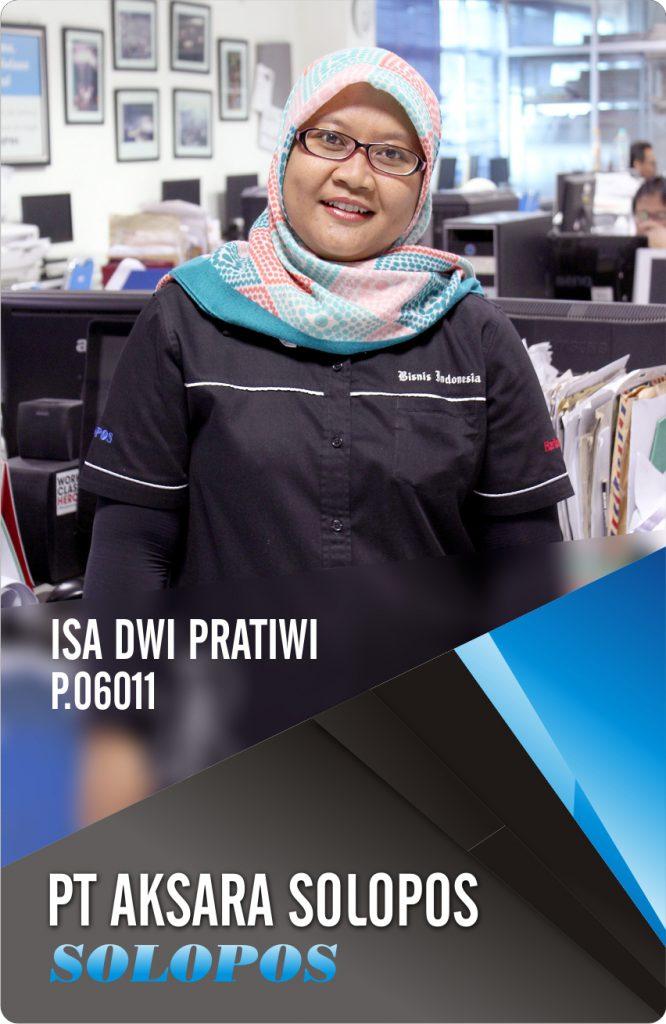 Isa Dwi Pertiwi
