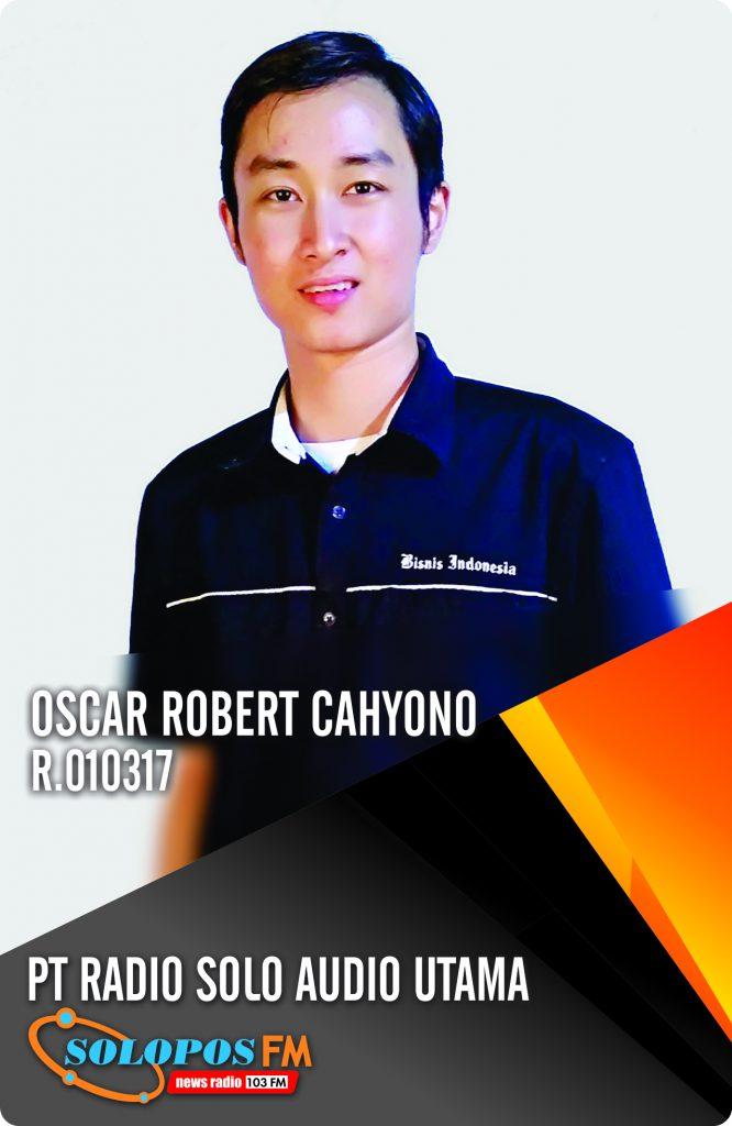 Oscar Robert Cahyono