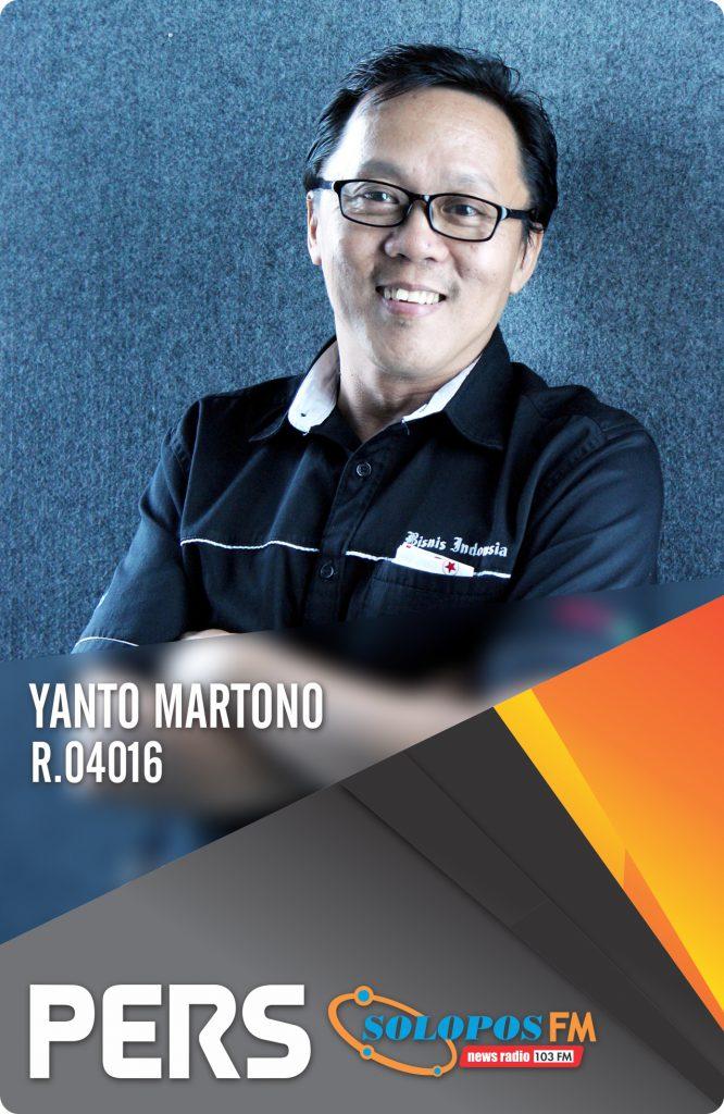 Yanto Martono