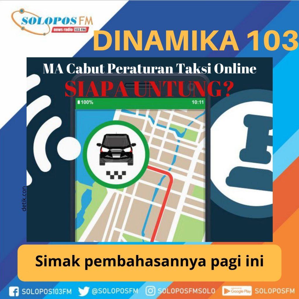 """""""Putusan MA merugikan driver dan konsumen"""""""