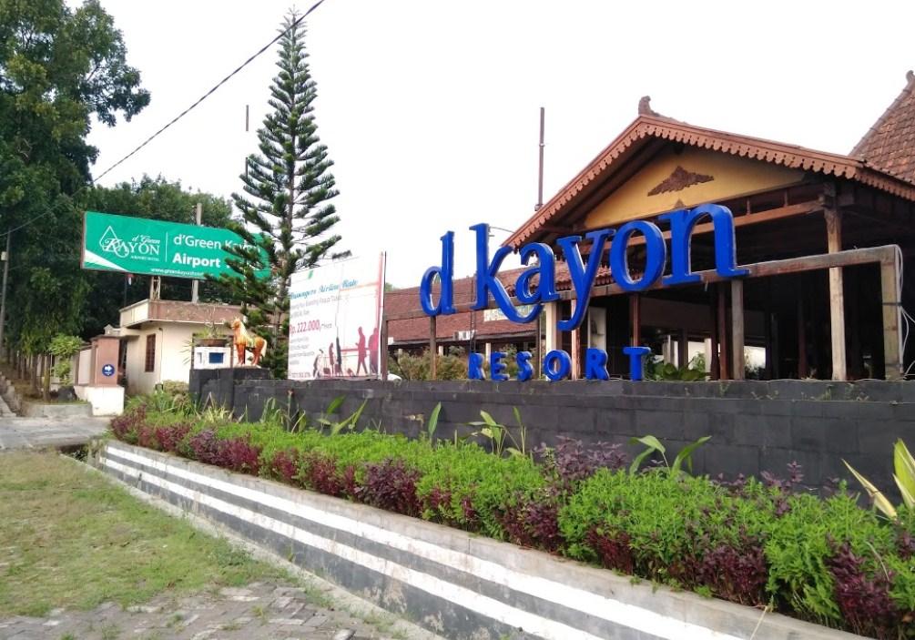d'Green Kayon Airport Hotel ganti nama jadi ATAYA HOTEL