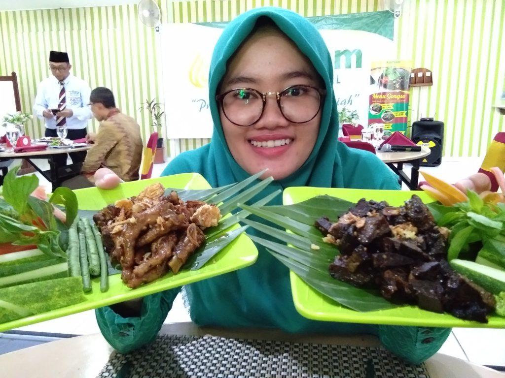 Assalaam Syariah Hotel perkenalkan Menu Gongso