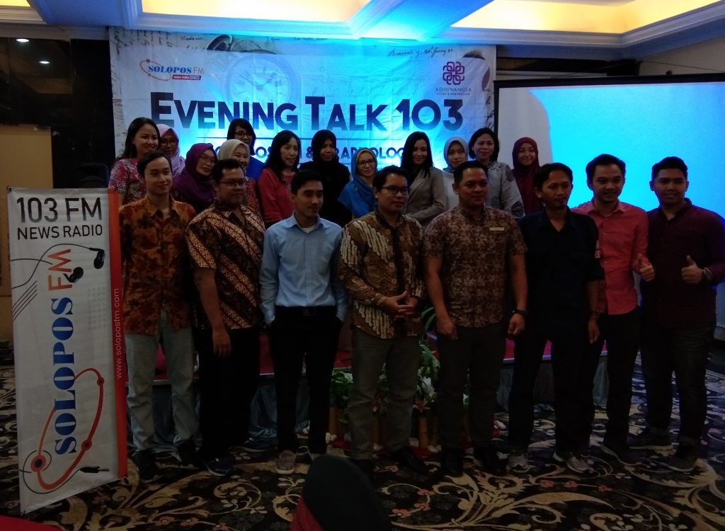 Perkuat Relasi, Solopos FM Gelar Gathering