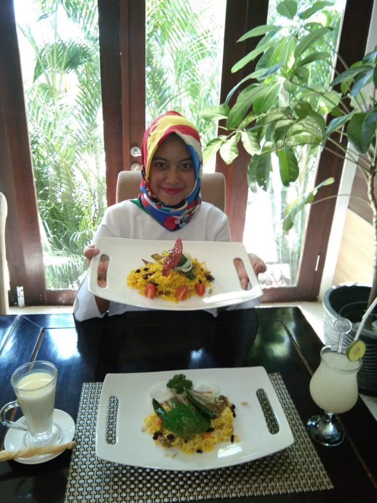 Syariah Hotel Solo sajikan Arabian Food