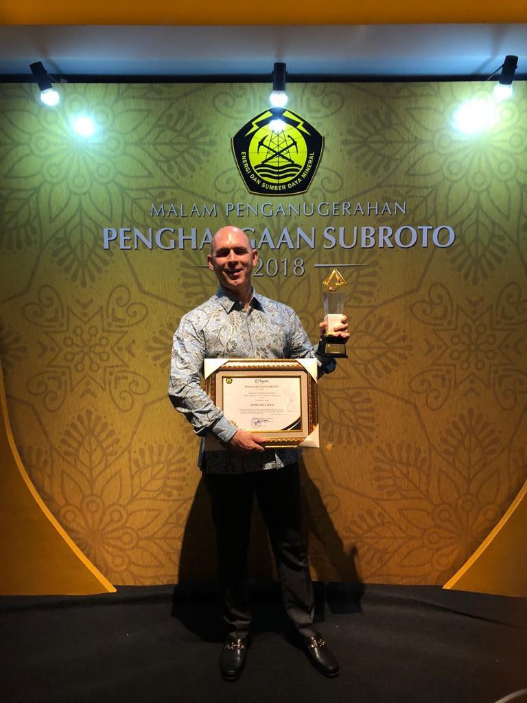 Alila Solo Hotel Raih Penghargaan Subroto 2018