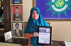 SD Muh 1 Solo Terima Penghargaan Penyaji Kolaborasi Wayang Kulit dan Wayang Orang