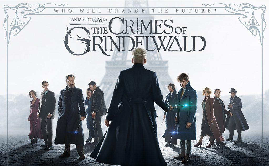Fantastic Beasts The Crimes of Grindelwald Masih Merajai Box Office