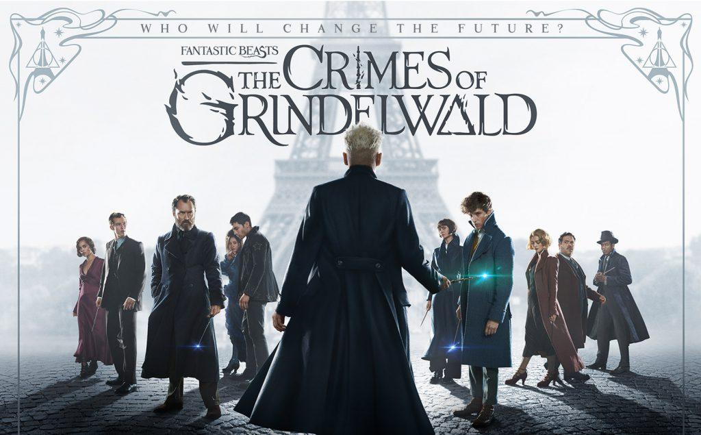 Fantastic Beasts The Crimes of Grindelwald Masih Merajai Box Office