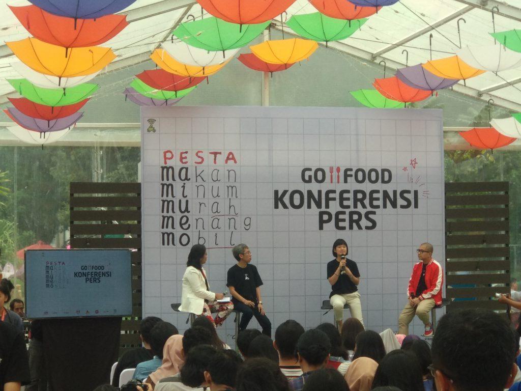 Paling Paham Selera Pengguna, GO-FOOD Ajak Masyarakat Indonesia Wisata Kuliner Online