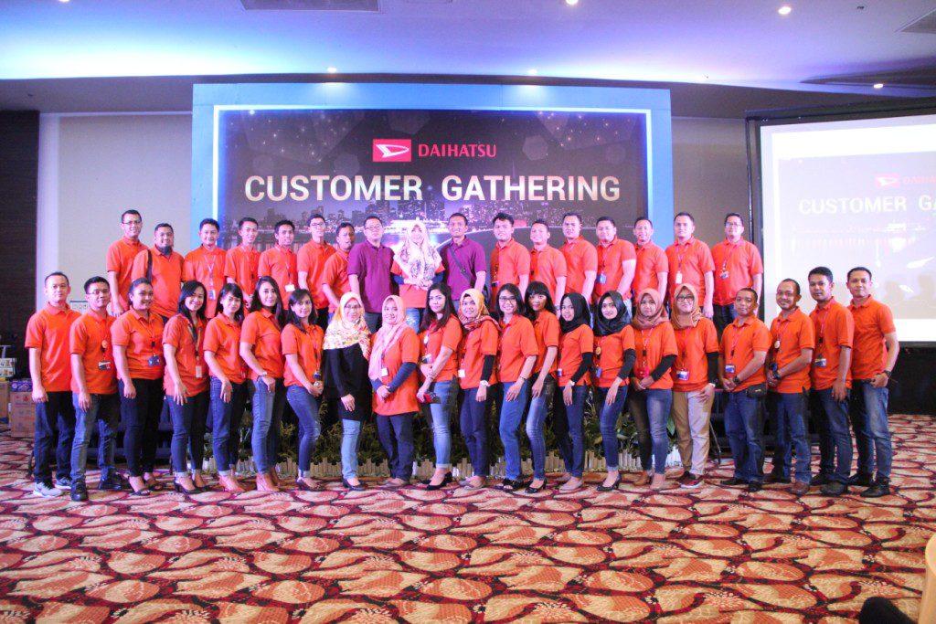 Apresiasi Pelanggan Loyal, Astra Daihatsu Solo Baru Gelar Customer Gathering