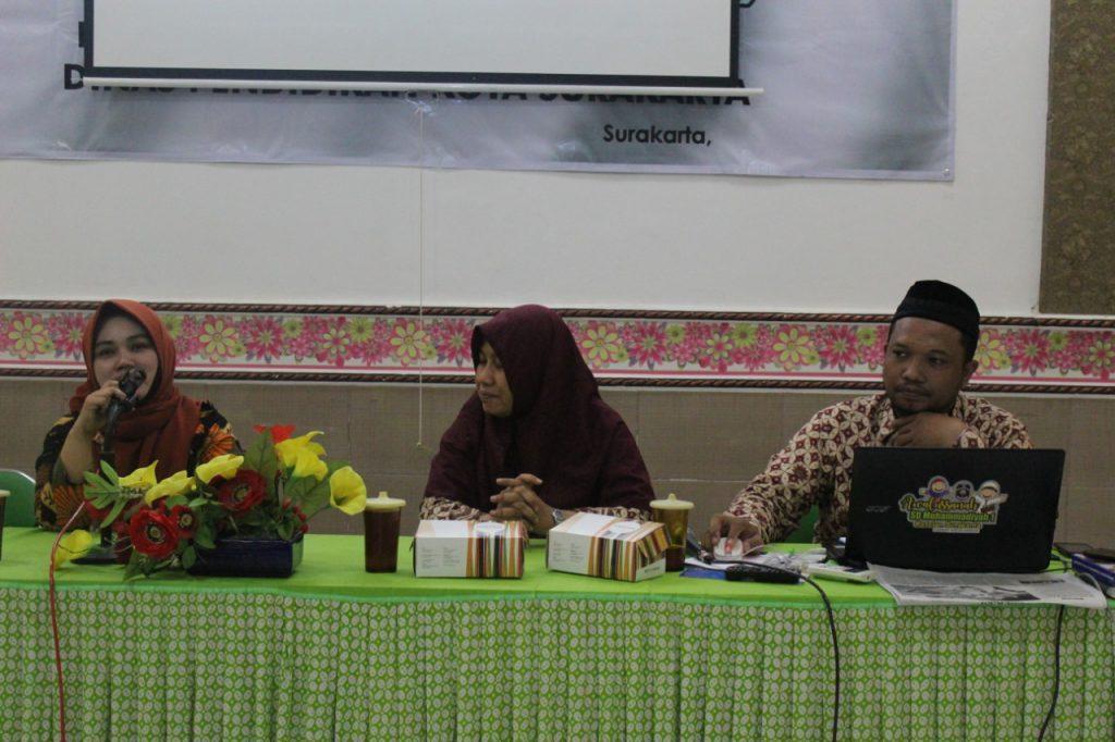 Mendadak, Perpusnas RI Kunjungi SD Muhammadiyah 1 Ketelan