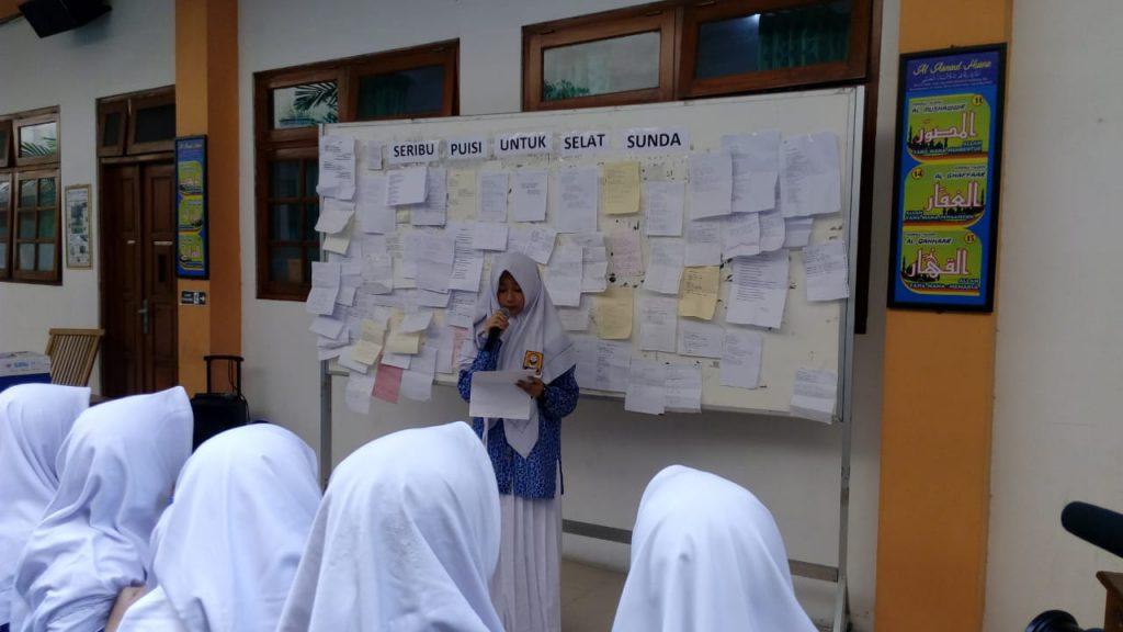 Seribu Puisi untuk Korban Tsunami Selat Sunda