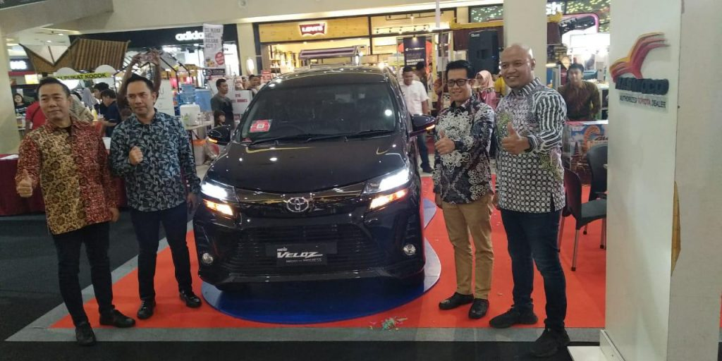 Nasmoco Solo Raya Hadirkan New Avanza dan New Veloz, Real MPV dengan Desain Lebih Mewah dan Stylish