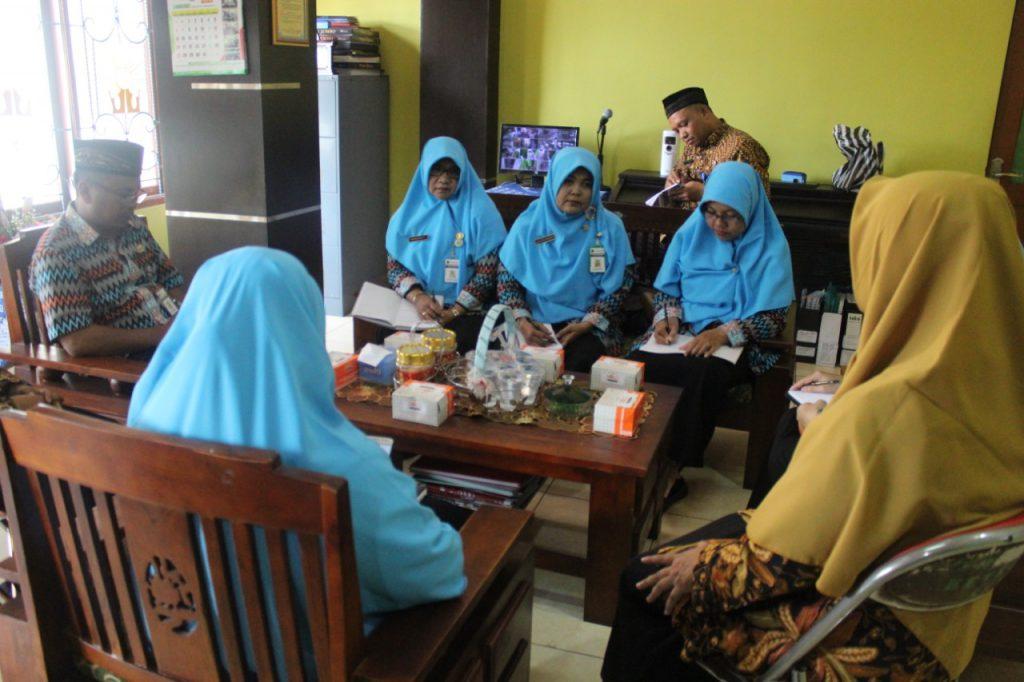 BUMS SD Muhammadiyah 1 Ketelan Solo