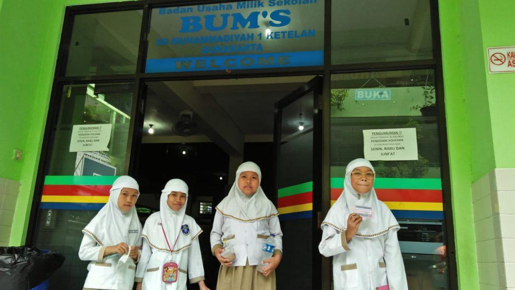 Kembangkan BUM'S, SD Muh 1 Solo Jadi Rujukan Sekolah Nasional