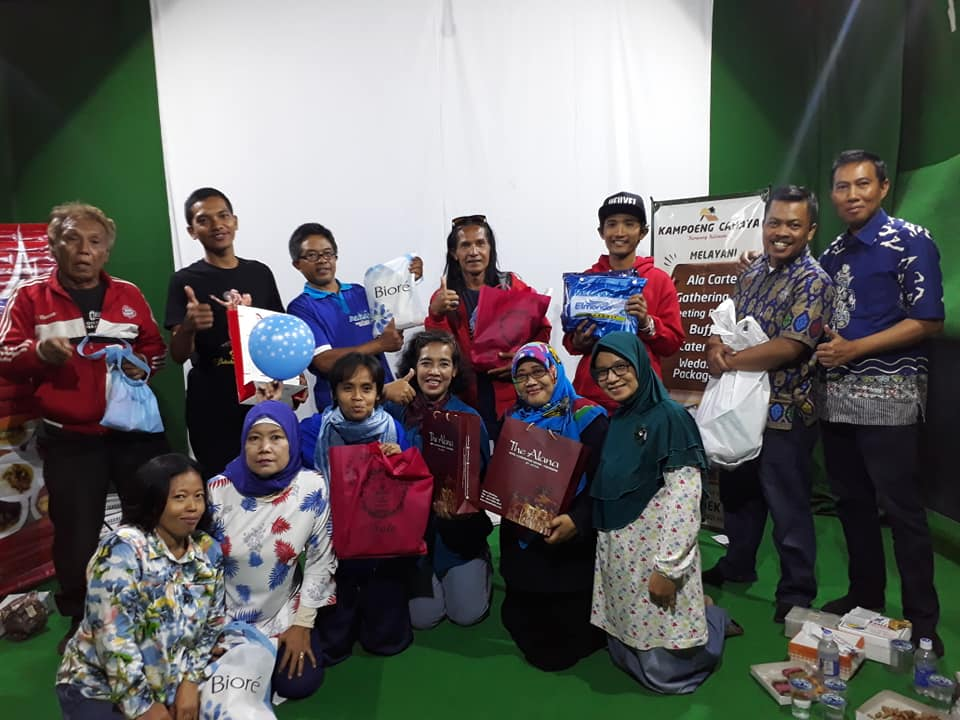 Serunya Perayaan Tahun Baru 2019 Solopos FM Bersama Pendengar Setianya