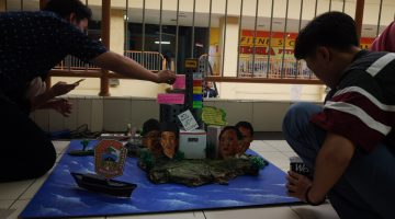 Sasar Kaum Muda, KPU Karanganyar Sosialisasi Lewat Lomba