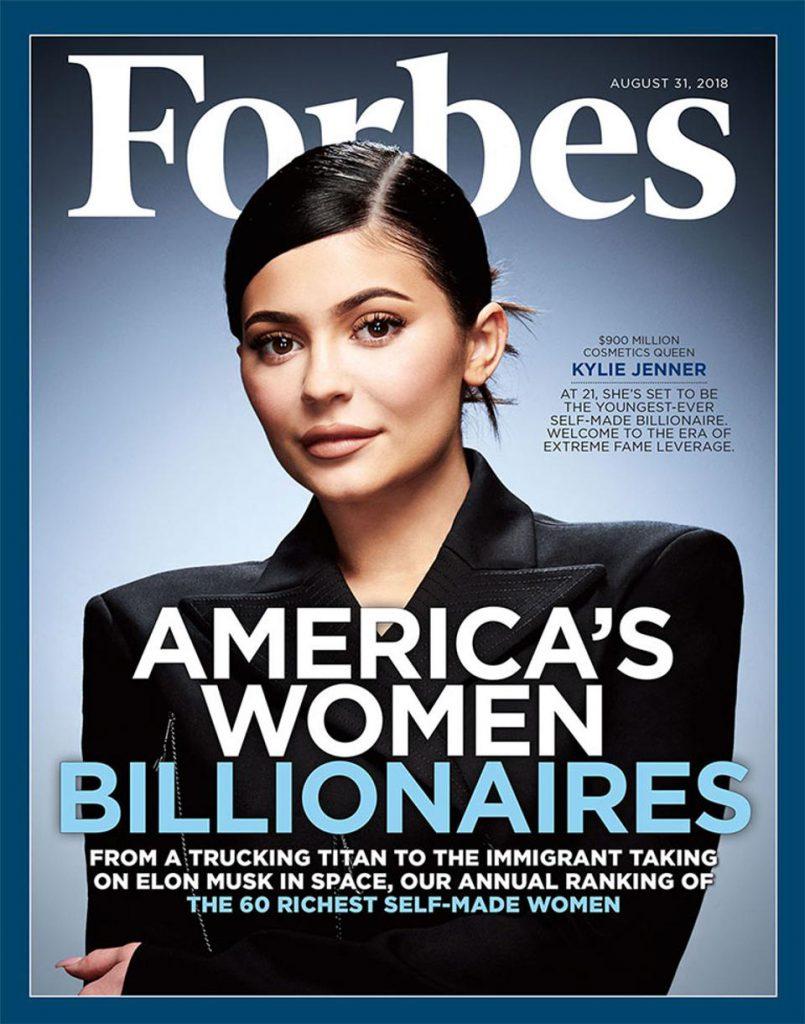 Kylie Jenner Miliuner Termuda Dunia di Usia 21