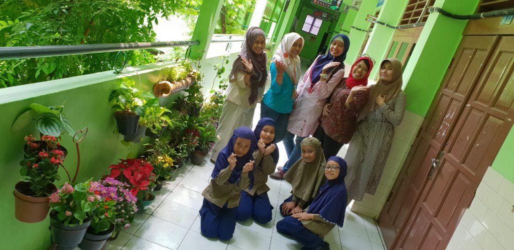 SD Muhammadiyah 1 Solo Gelar Semarak Peringati Hari Peduli Sampah