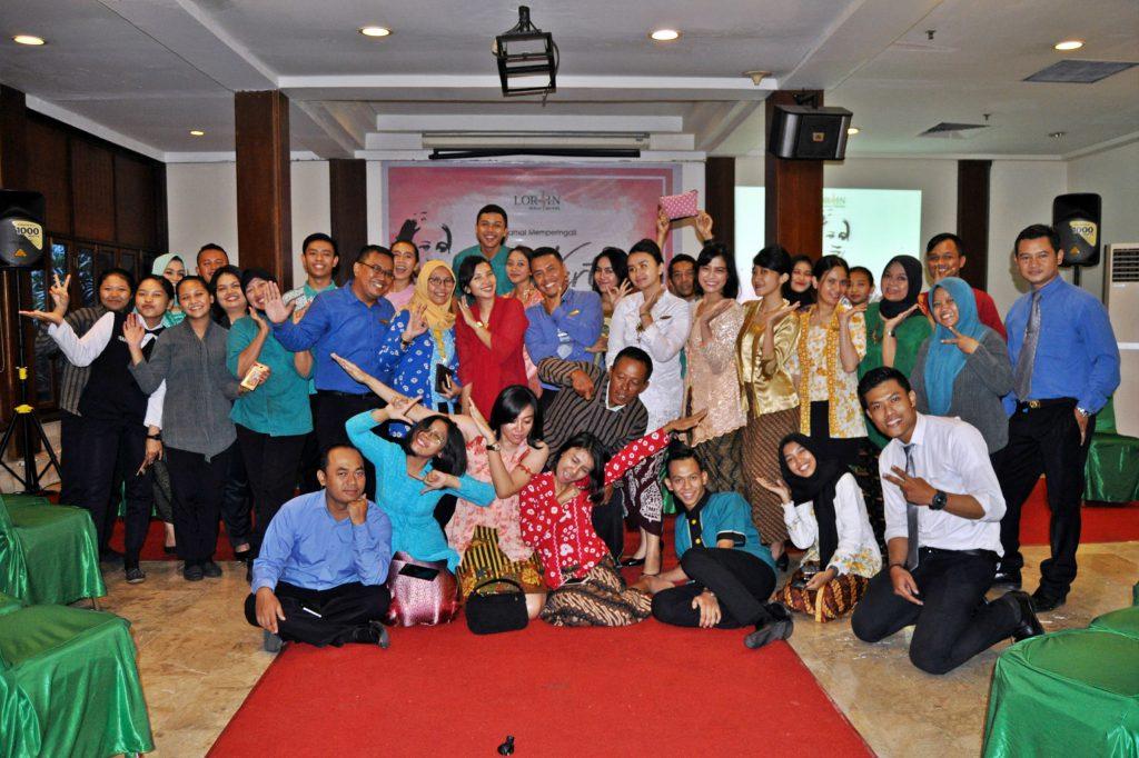 Peringati Hari Kartini, Lorin Gelar Serangkaian Lomba Antar Karyawan