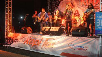 Antusiasme Festival Kopi Perdana