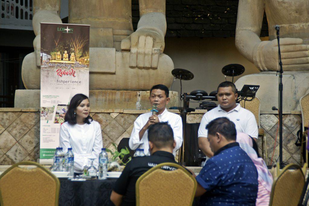 Lorin Solo Hotel Resmi Rilis Kampoeng Ikan Reborn