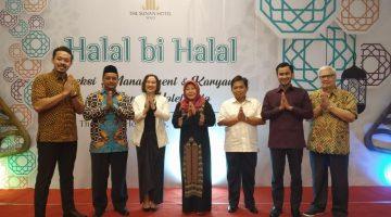 Halal Bihalal The Sunan Hotel Solo