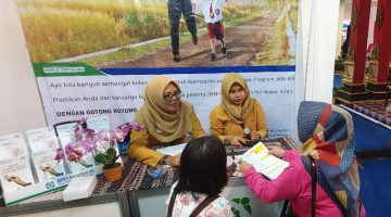 BPJS Kesehatan Surakarta Buka Stand Pendaftaran di Paragon Mall
