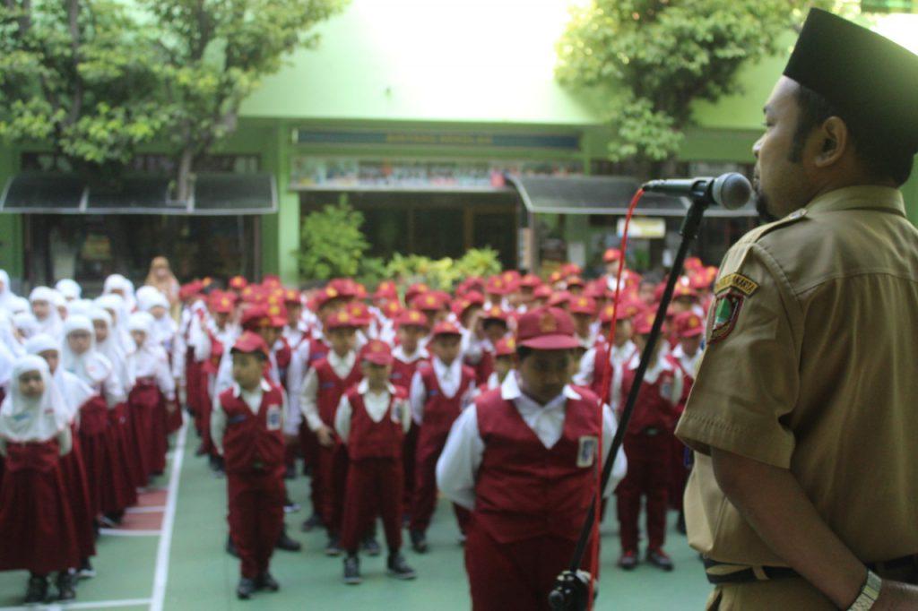 Sebanyak 137 Siswa Baru SD Muhammadiyah 1 Solo Antusias Ikuti MPLS
