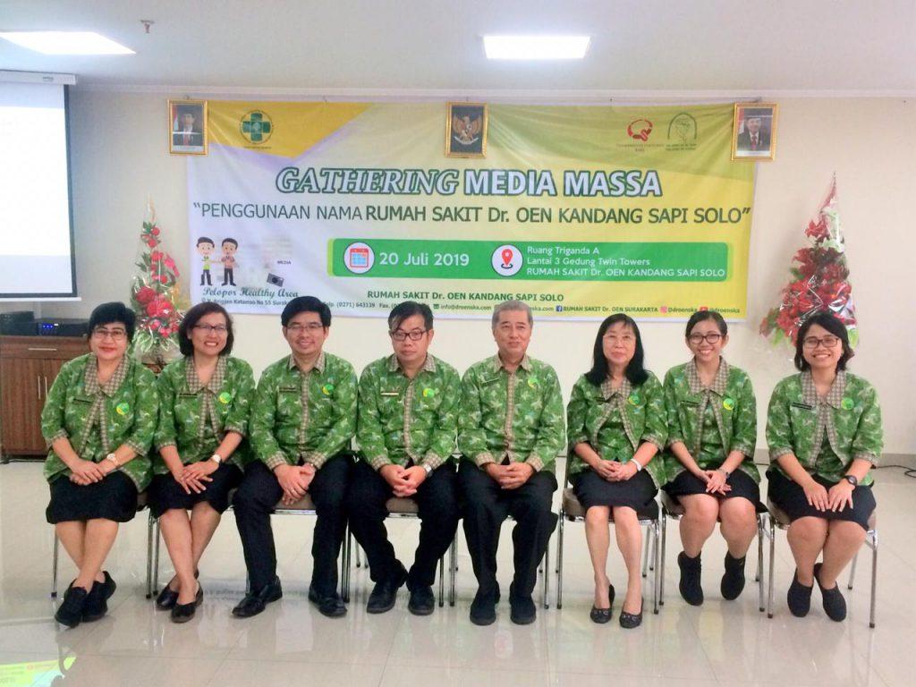 RS Dr. Oen Surakarta Menjadi RS Dr. Oen Kandang Sapi Solo