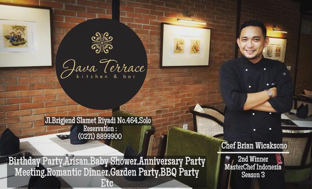 Menikmati Suasana Unik dengan Acara Menarik di Java Terrace Kitchen & Bar