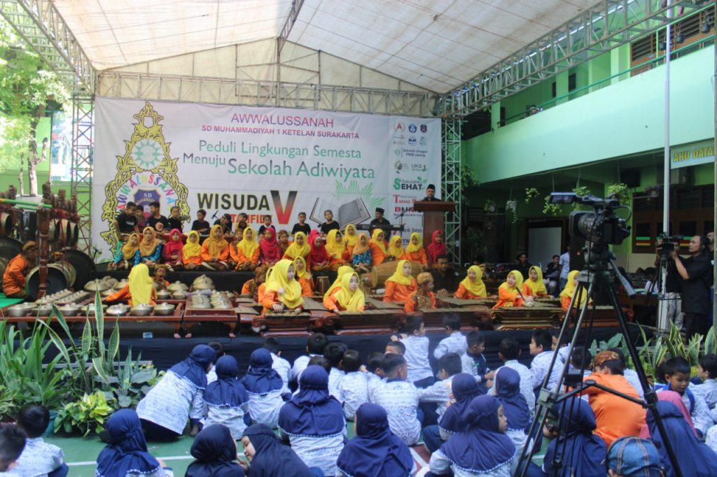 Awwalussanah SD Muhammadiyah 1 Solo, Ajang Mencari Bakat dan Prestasi Siswa Kekinian