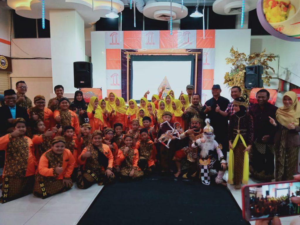 Sang Hanoman Hipnotis Penonton Di Pre Event Solo Gamelan Festival