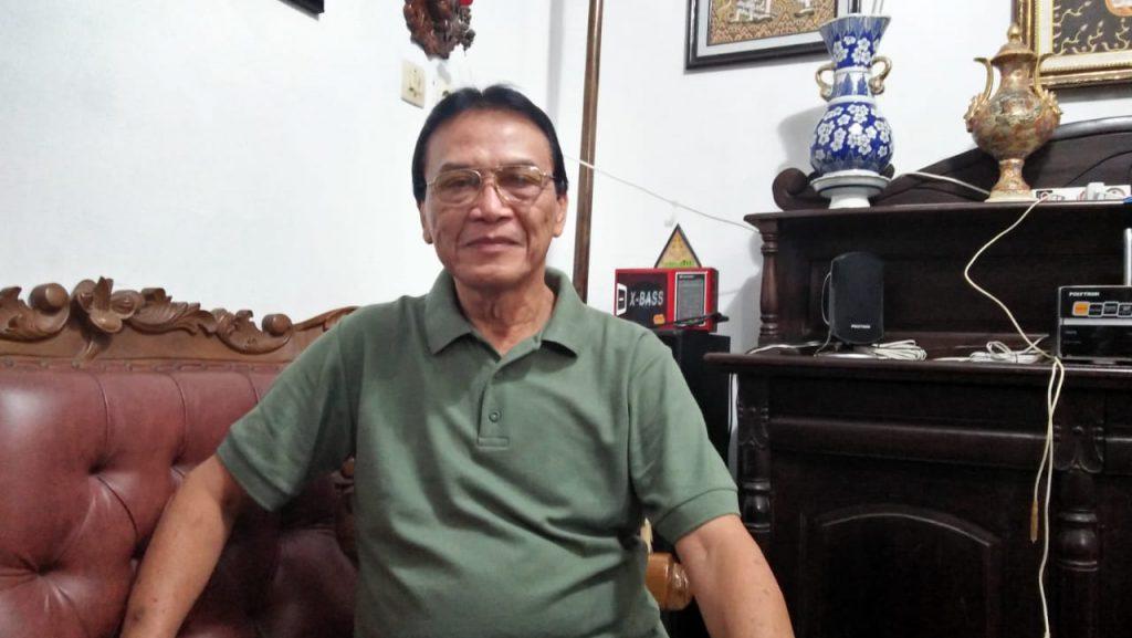 Ketua Pepadi Ajak Masyarakat Saksikan Pagelaran Wayang Kulit Bulanan