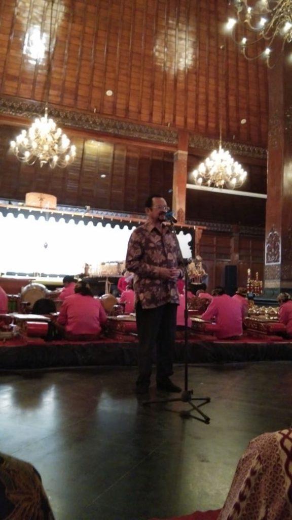 Wakil Walikota Dr. H. Achmad Purnomo, Apt