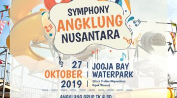 Jogja Bay Gelar Simfoni Angklung Nusantara