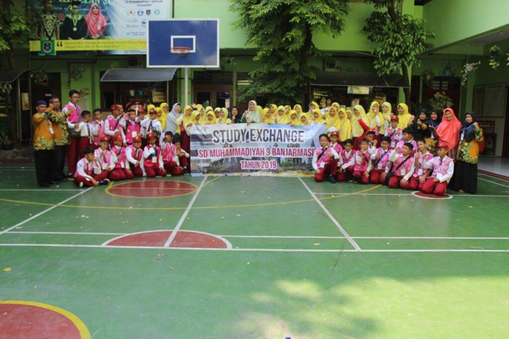 SD Muhammadiyah 1 Ketelan Solo Sebar Virus Kebaikan Melalui Program Pertukaran Pelajar